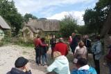 Visite guidée Kerhinet Chaume et Chaumières Brière Office de Tourisme La Baule Presqu'île de Guérande