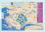 Plan en FALC - OTI La Baule Presqu'île de Guérande