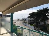Vue balcon appartement Mme Floucat, La Turballe