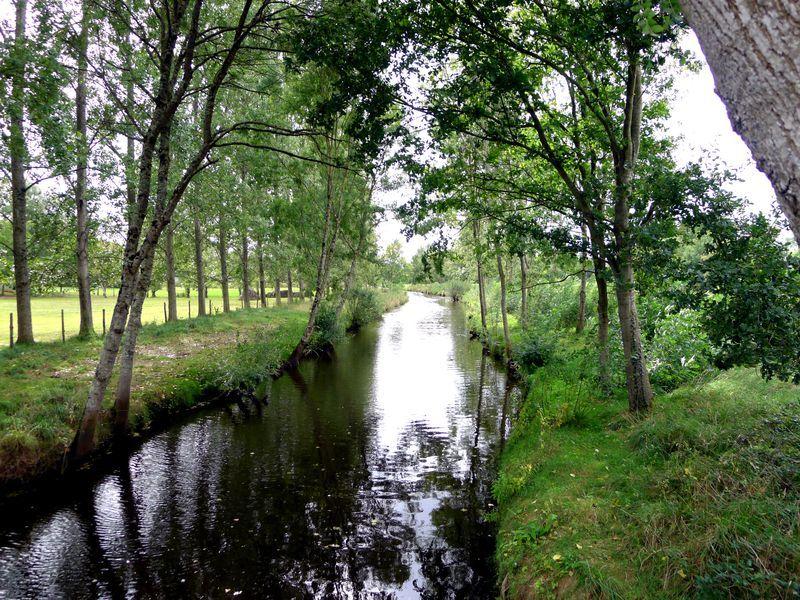 Canal de la Joue - Crédit photo : J.Sanson