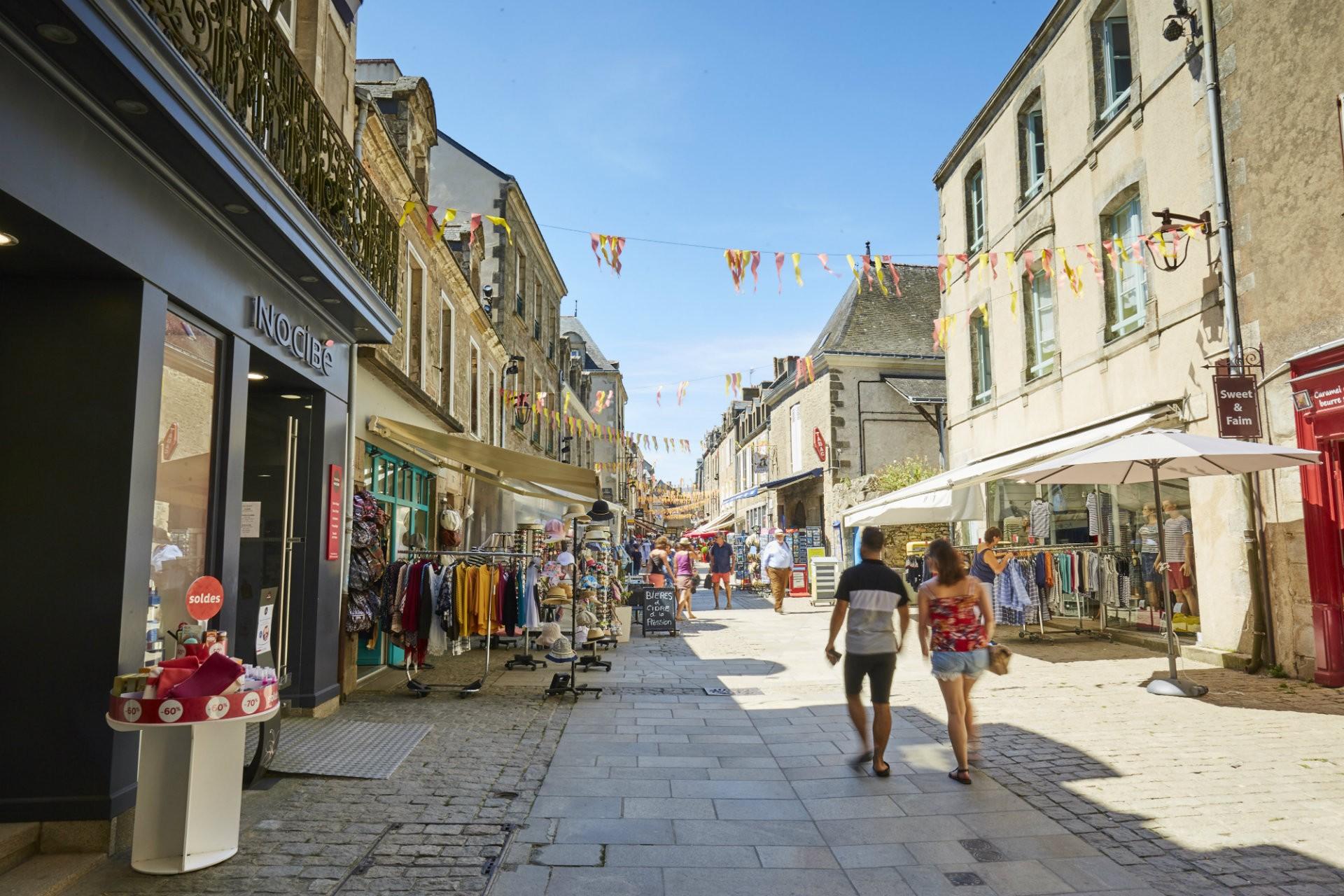 Centre-ville de Guérande