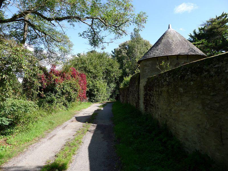 Château d'Er - Crédit photo : J.Sanson