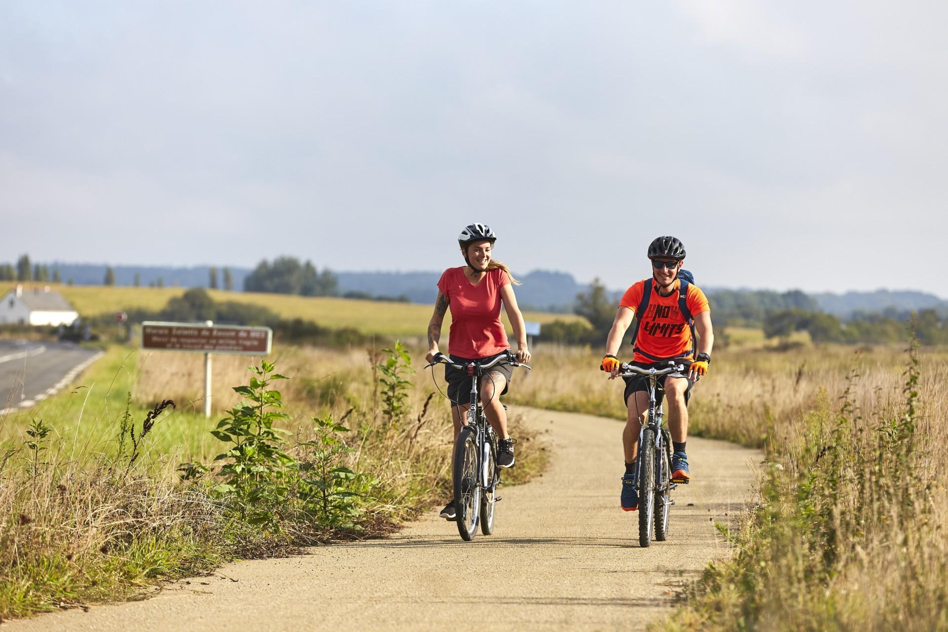 Vélo à Saint-Molf