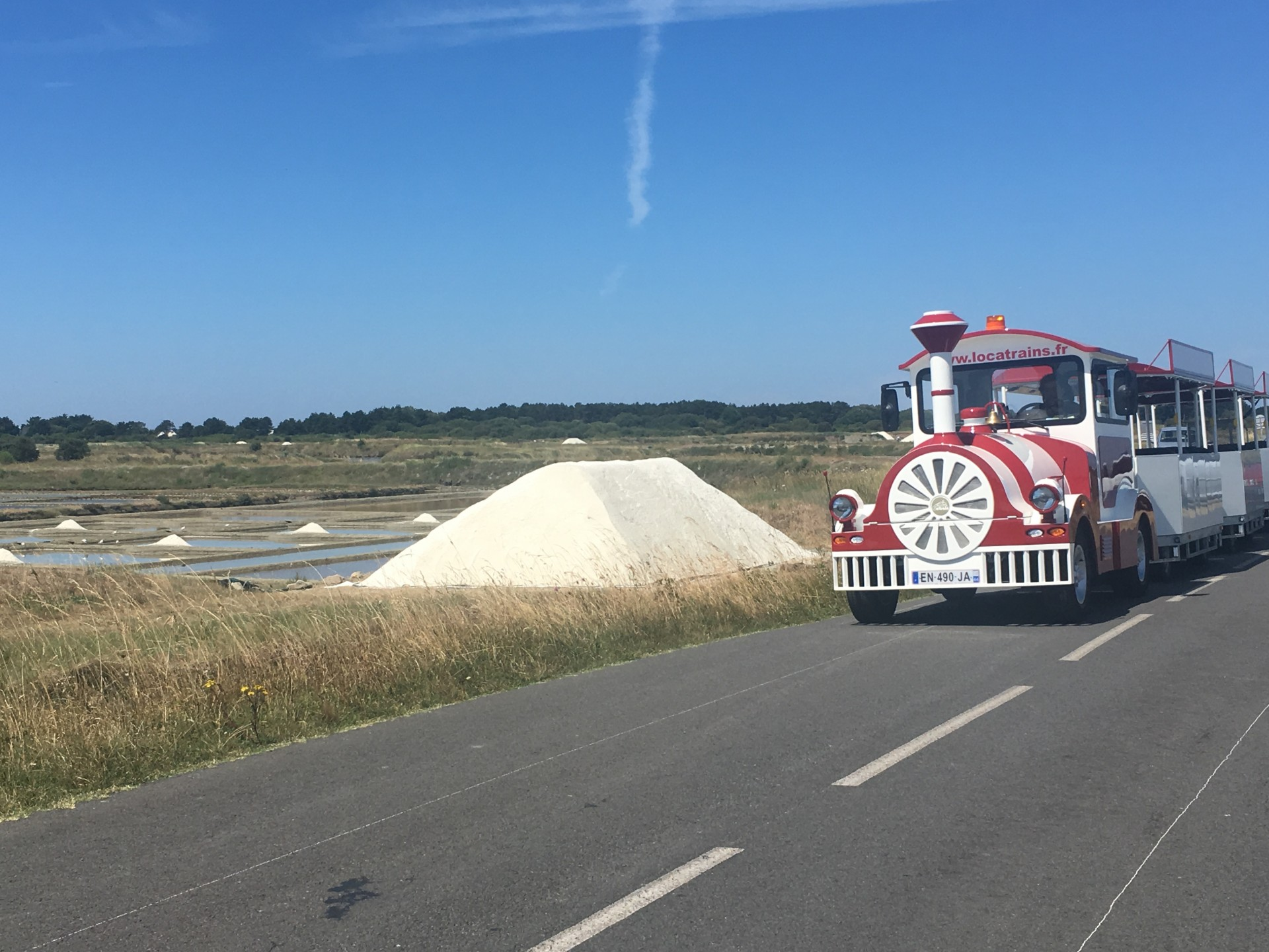 Le Petit Train des Marais Salants  La Turballe