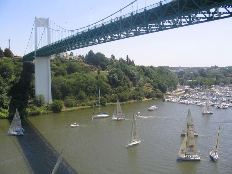 Le pont de La Roche-Bernard
