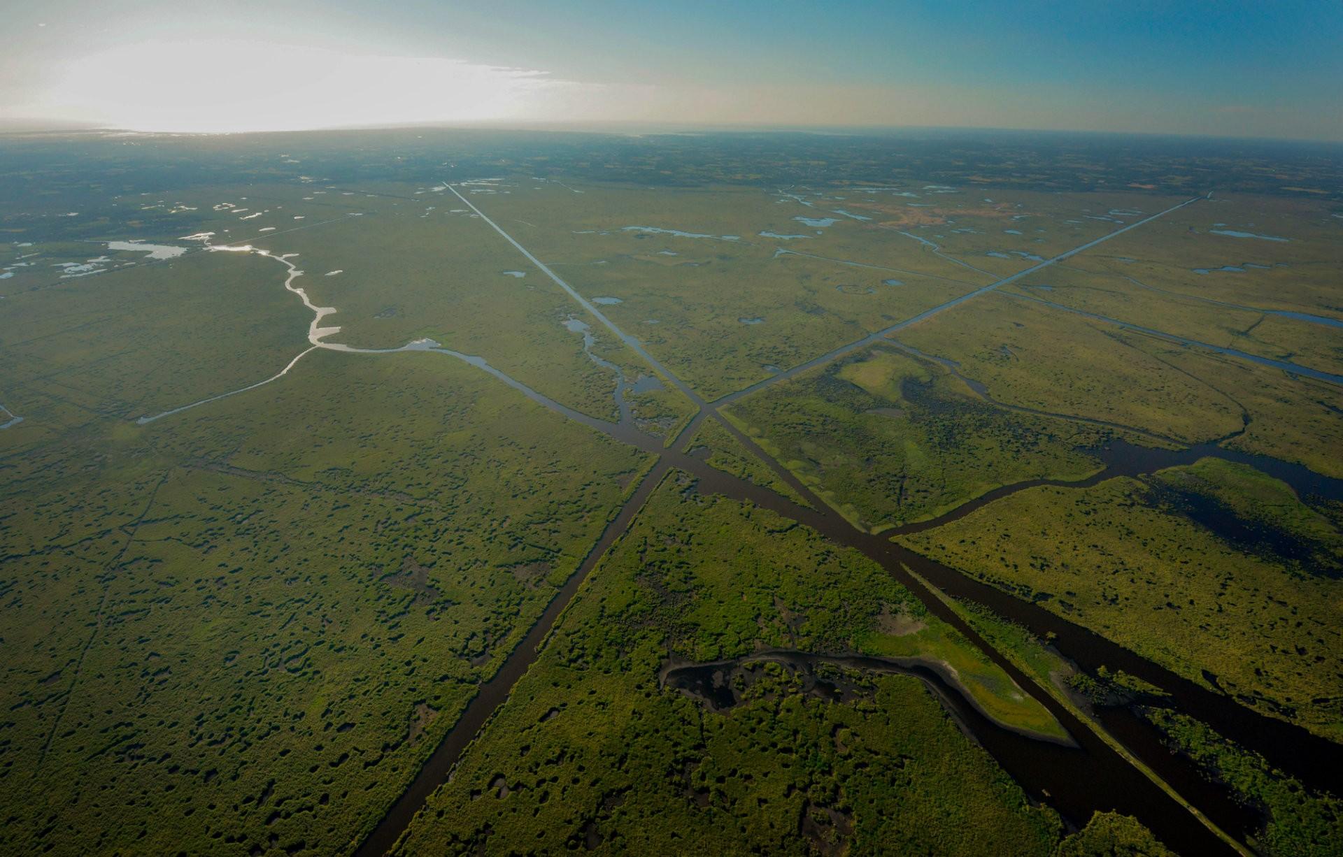 Les marais de Brière