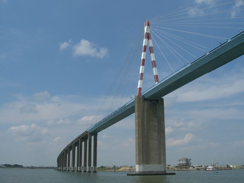 Pont de Saint Nazaire - Crédit photo : A.Klose