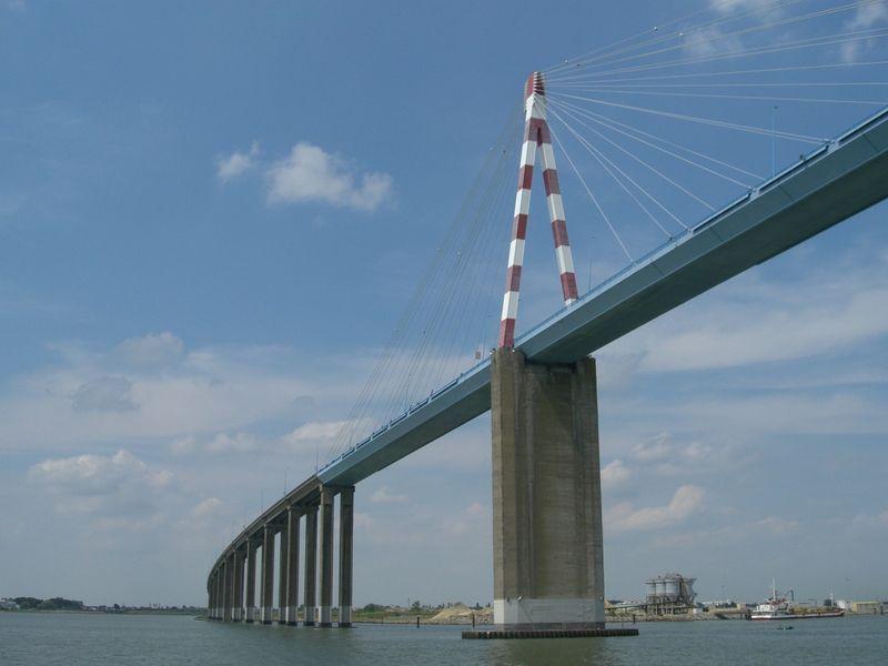 Pont de Saint Nazaire - Crédit photo : A.Klose
