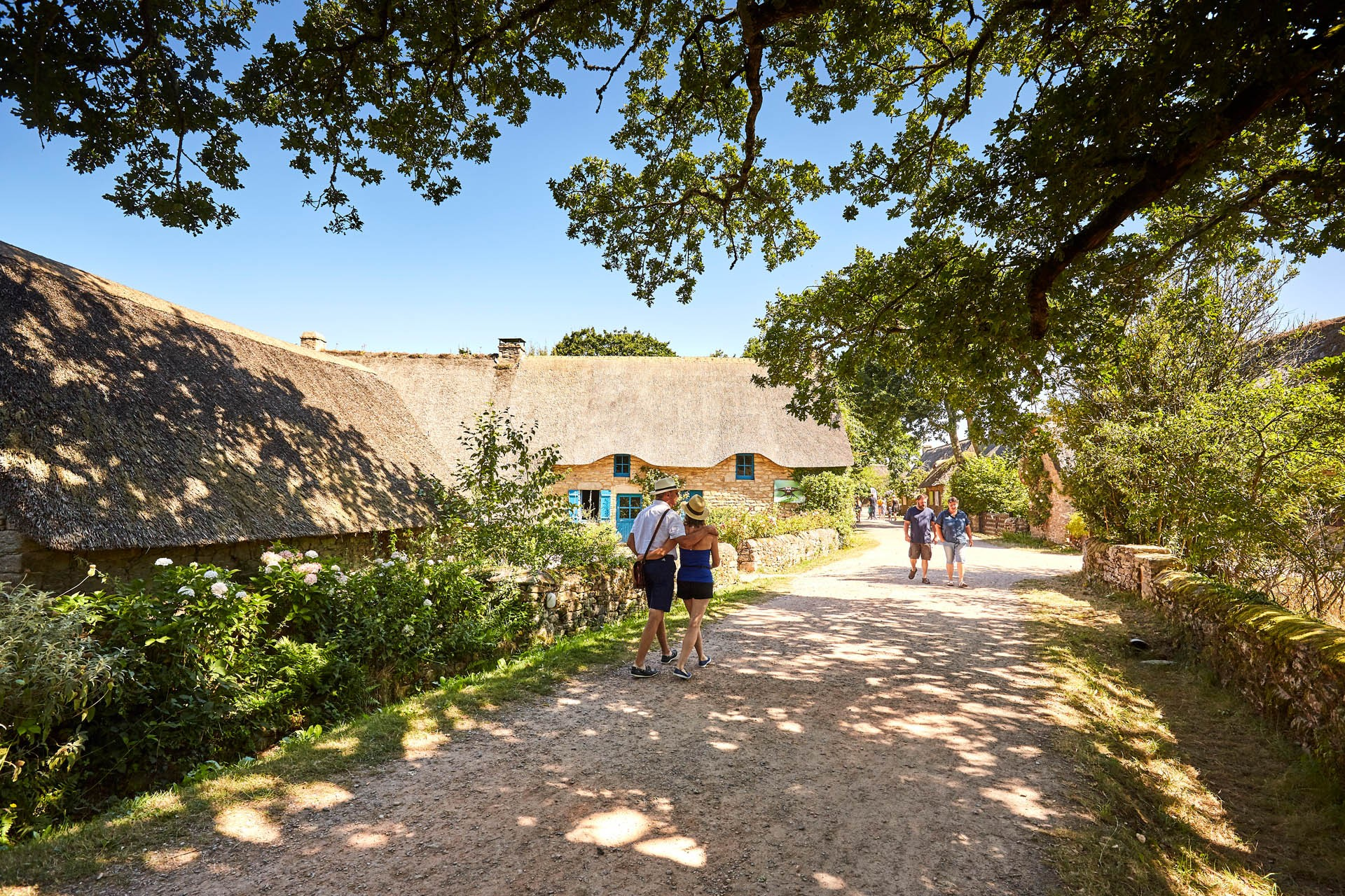 Village de Kerhinet - Brière - Saint Lyphard