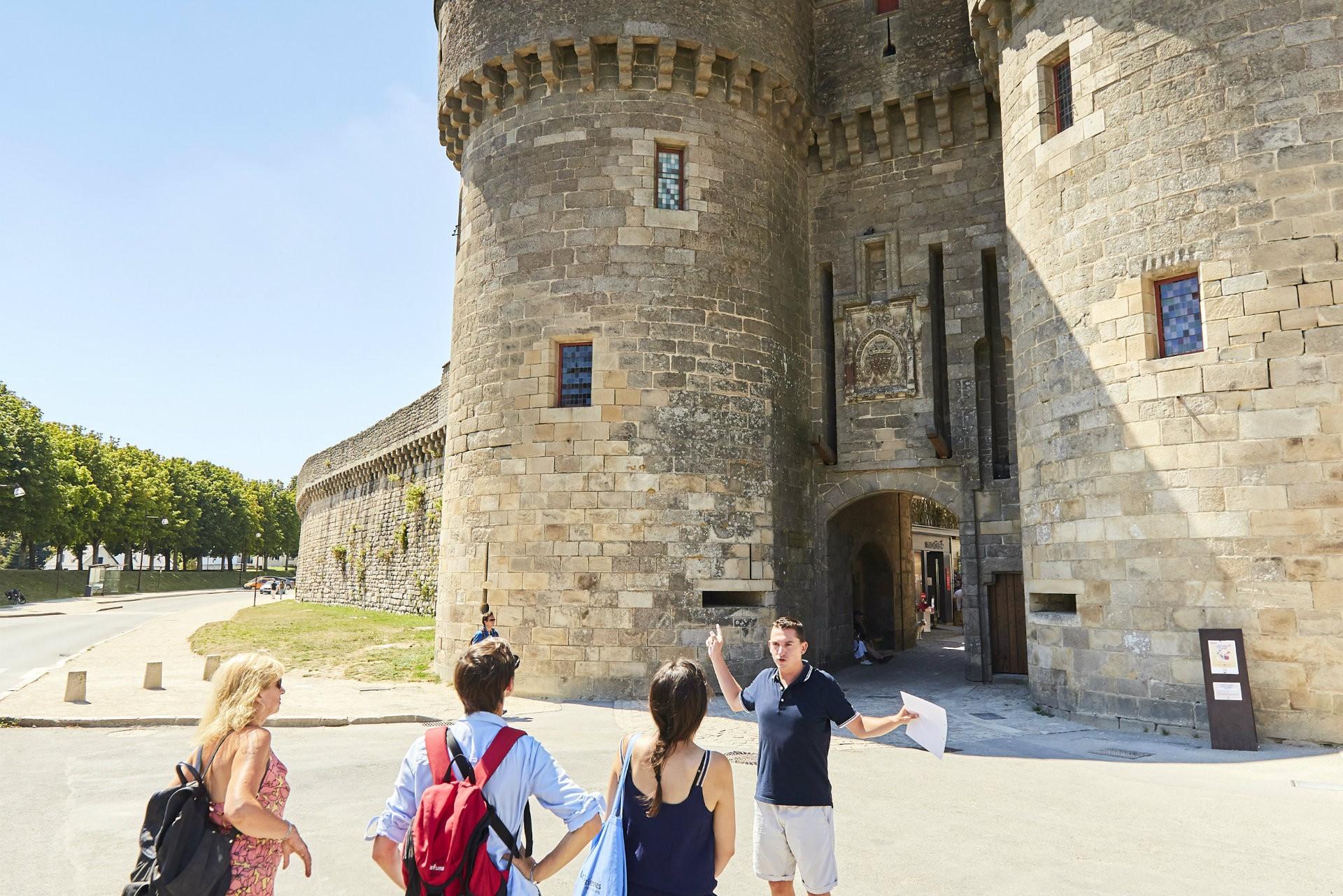 Visite guidée à Guérande