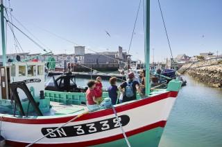 Au Gré des Vents - Visite du Sardinier - La Turballe