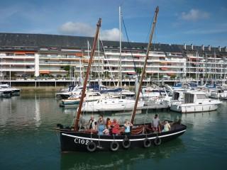 Balade nautique à bord du vieux gréement la Chaloupe Sardinière - Le Pouliguen