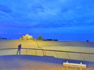 La plage de Monsieur Hulot - Saint Marc à Saint Nazaire