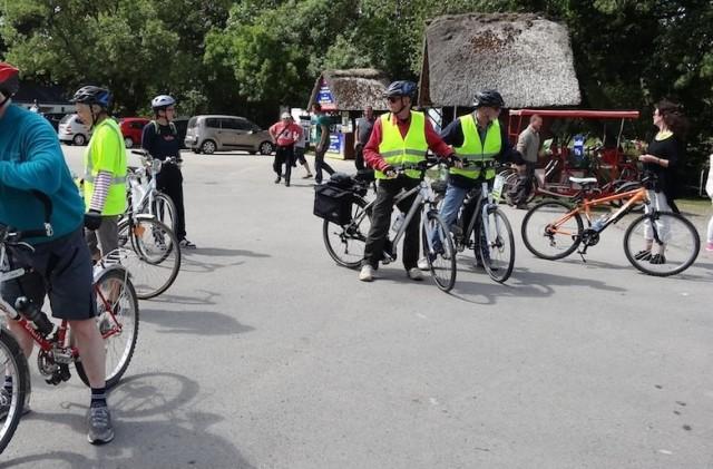 Balade à vélo Le Pouliguen - Saint-Lyphard