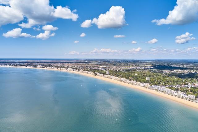 Blog - Marine nous raconte La Baule-Presqu'île de Guérande en Van