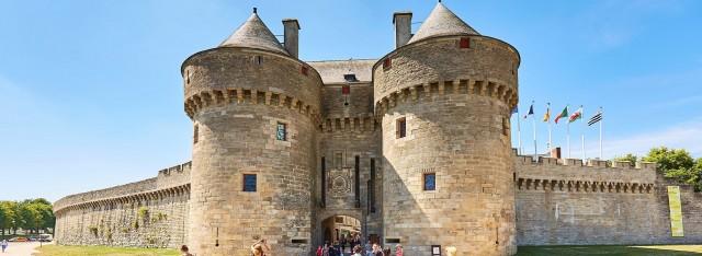 Blog - Porte Saint Michel - Visite guidée