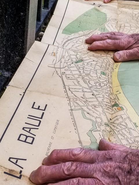 Blog-Quand un guide croise la route d'un habitant Greeter à La Baule