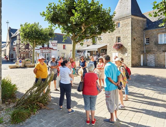 Visite de Piriac-sur-mer