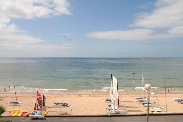 Bureau Invest-vue mer-La Baule