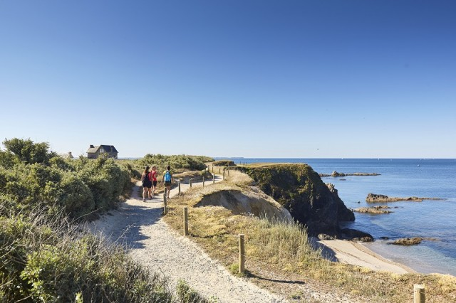 Chemin côtier - Piriac sur Mer