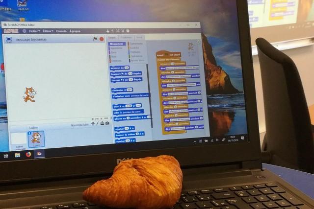 Coding et croissants