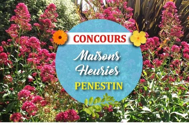 Concours des maisons fleuries à Pénestin