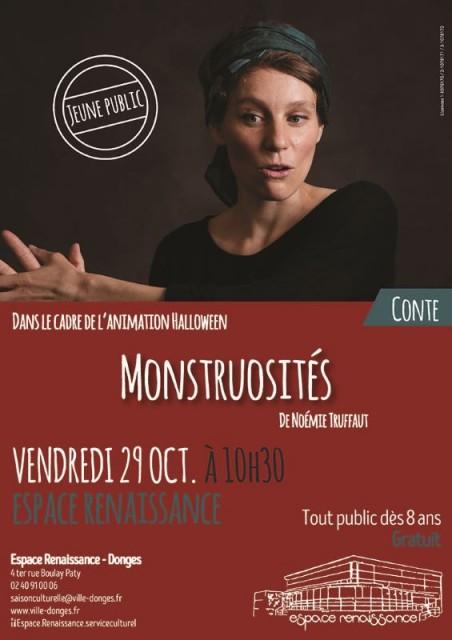 Contes Monstruosités - Donges