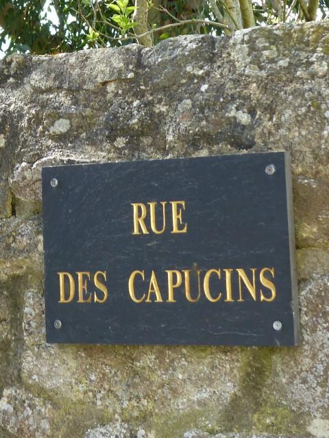 Découvrez le noms des rues
