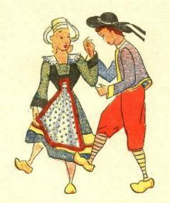 Démonstration de danses bretonnes au Pouliguen