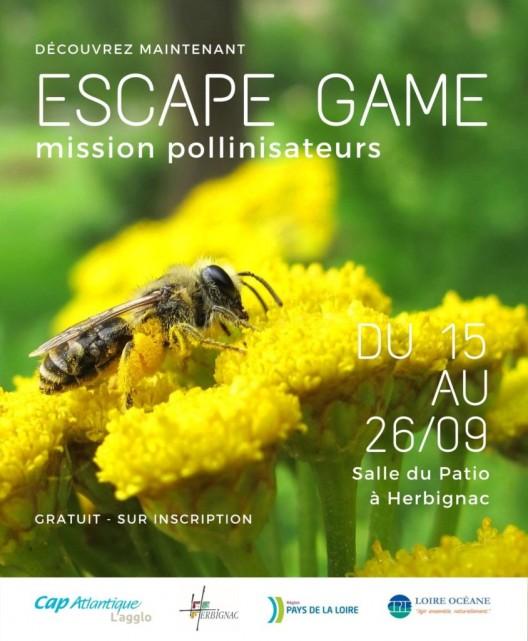 Escape Game Mission Pollinisateurs - Herbignac