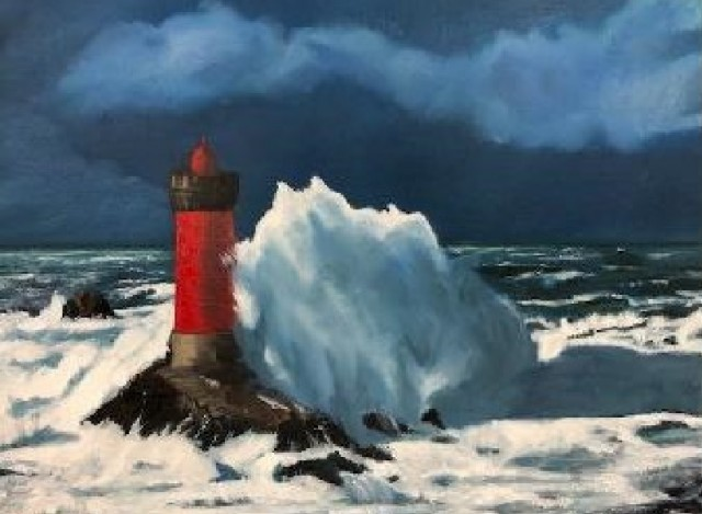 expo de peintures st lyphard 2020