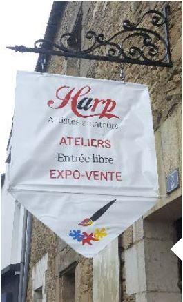 Exposition HARP Artistes Amateurs