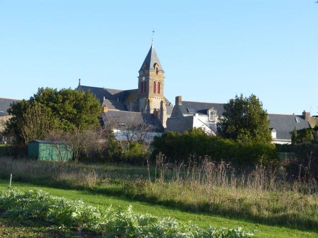 Guérande - Visite guidée de Saillé