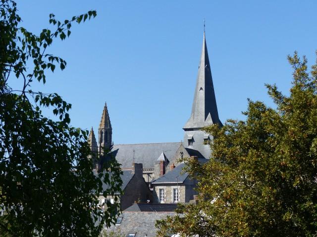 Guérande - Les Secrets de la Collégiale - 1h30 - OT La Baule Presqu'île de Guérande