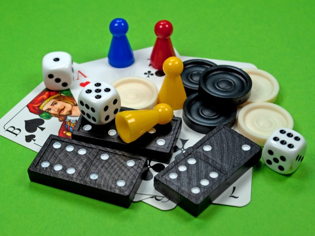 Journée jeux de société - Médiathèque de Férel