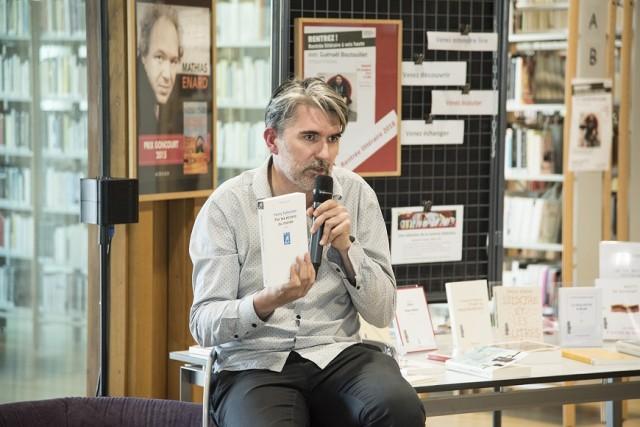 La rentrée littéraire autrement par Guénaël Boutouillet