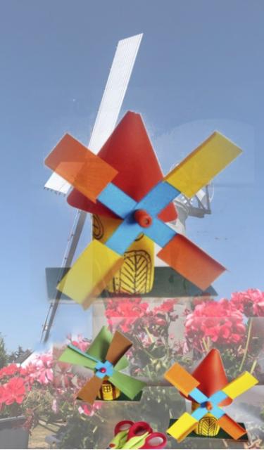 La Turballe - Au Gré des Vents - Atelier Moulin à vent