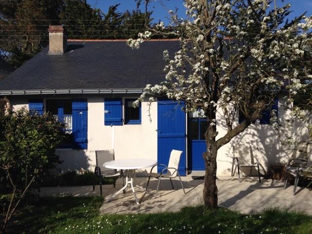 Le Croisic - Location maison Bleue