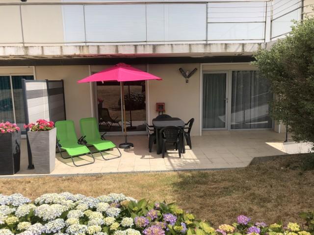 Le Pouliguen - Côte sauvage - Appartement 4 pers. - extérieur