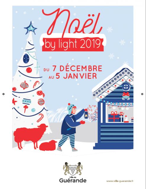 Noël by light 2019