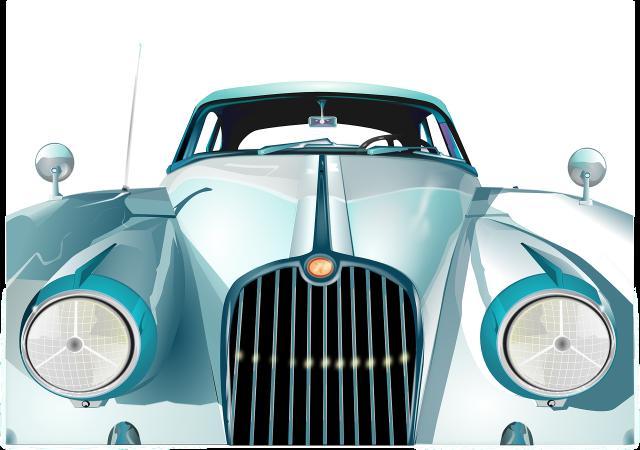 Rassemblement de voitures anciennes au Pouliguen