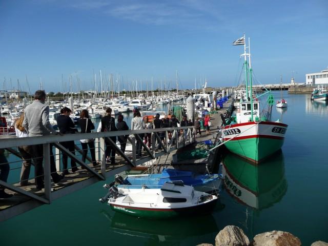 Sardinier Le Gré des Vents La Turballe