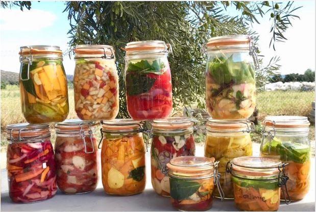 Stage - La Lacto-fermentation