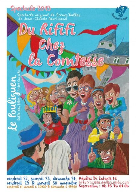 Théâtre Scenez-Bulles au Pouliguen