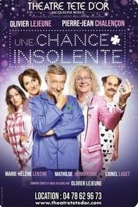 Théâtre Une chance insolente - Salle Bonne Fontaine à Montoir-de-Bretagne