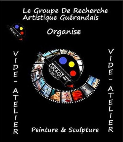 Vide-atelier artistique