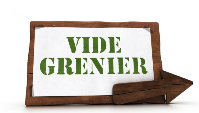 Vide-greniers par APE Jean- de la Fontaine