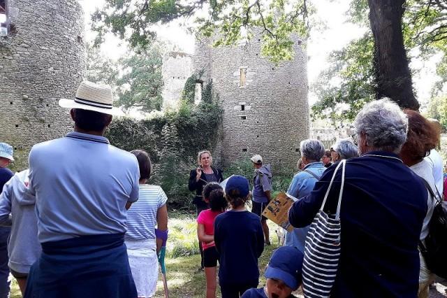 Visite décalée Château à vendre - Ranrouët à Herbignac