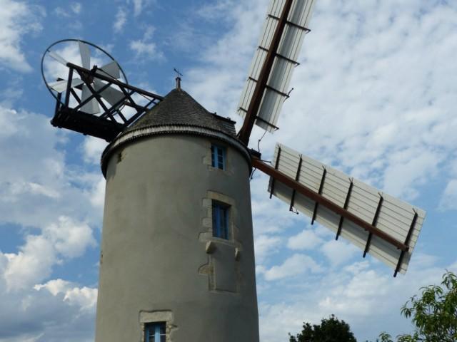 Visite du Moulin de Kerbroué - Association Au Gré des Vents