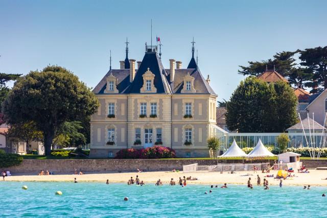 Visite guidée Hôtel de Ville du Pouliguen